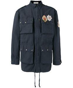 Faith Connexion   Paris Parka Jacket Small Cotton