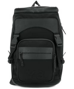 Y-3 | Объемным Рюкзак С Пряжками