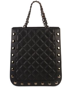 Thomas Wylde | Quilted Shopper Tote Lamb Nubuck