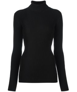 Designers Remix | Ribbed Turtleneck Jumper Xs Cotton/Polyamide
