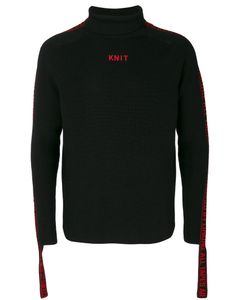 Doublet | Knit Roll Neck Jumper
