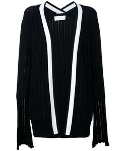 Rito   Braided Cardigan 38 Silk/Cotton/Nylon/Rayon