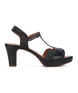 Chie Mihara | Dots Print Sandals