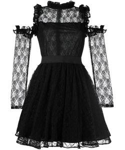 Manoush | Кружевное Платье С Открытыми Плечами