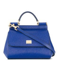 Dolce & Gabbana | Mini Sicily Tote Calf Leather