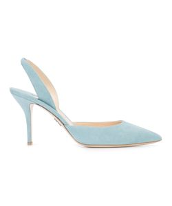 Paul Andrew | Slingback Pointed Pumps