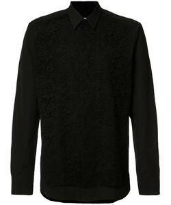 Givenchy   Long-Sleeved Shirt 42 Cotton/Viscose/Polyamide