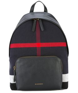 Burberry | Abbeydale Backpack Cotton/Leather