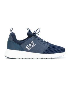 EA7 | Кроссовки С Эластичными Вставками Emporio Armani