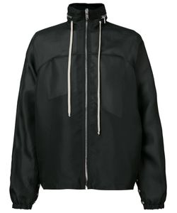 Rick Owens | Hooded Windbreaker 48 Silk