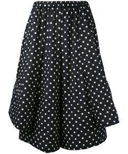 Comme Des Garcons | Comme Des Garçons Polka Dot Cropped Trousers