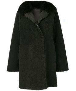 Guy Laroche | Vintage Fur Trim Coat
