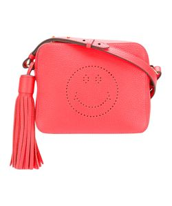 Anya Hindmarch | Smiley Crossbody Bag Calf Leather