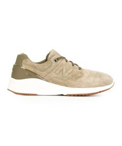New Balance | Lace Up Trainers 8 Cotton/Calf Leather/Rubber/Calf