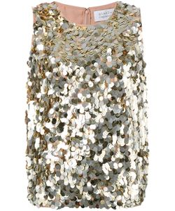 Gianluca Capannolo | Embellished Tank Top Size 40