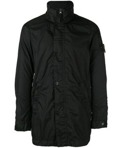 Stone Island | High Neck Lightweight Jacket Size Small Polyamide/Polyurethane
