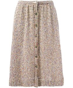 MISSONI VINTAGE | Bouclé Knit Skirt 44