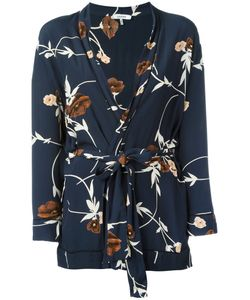 Ganni | Waist-Wrap Jacket Size 40