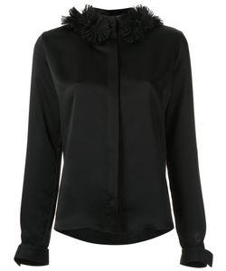 GLORIA COELHO   Embellished Shirt Gg Polyester/Acetate