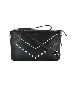 Diesel | Leli Crossbody Bag Calf Leather/Metal