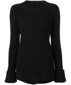 Haider Ackermann | Ribbed Jumper Xs Wool/Cashmere