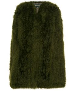 VANESSA SEWARD | Faux Fur Cape Jacket Women