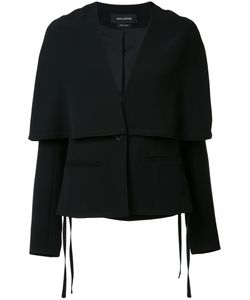 Yigal Azrouel | Cape Layered Blazer Size