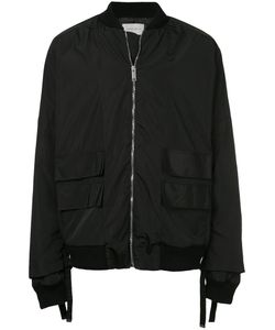 STRATEAS CARLUCCI | Zipped Bomber Jacket Men