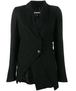 Ann Demeulemeester | Half Thrown Tailo Jacket 42 Virgin