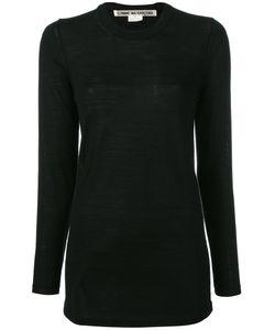 Comme Des Garcons | Comme Des Garçons Knitted Top Size Small