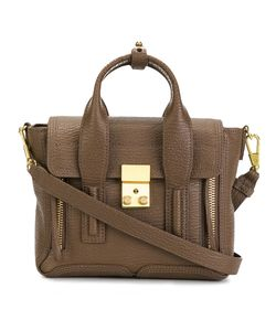 3.1 Phillip Lim | Mini Pashli Satchel Cotton/Leather