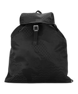 Neil Barrett | Camouflage Backpack Leather/Nylon
