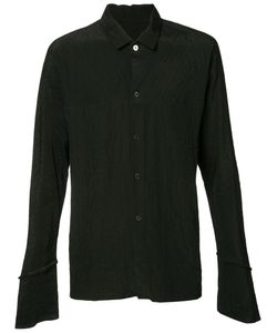 MA+ | Ma Ruched Effect Shirt Size 52