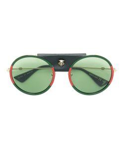 Gucci - Солнцезащитные Очки В Массивной Круглой Оправе 81a7ab1c8be