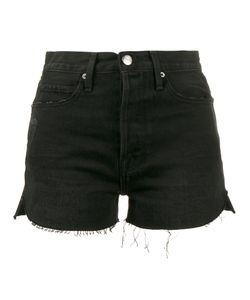Frame Denim | Frayed Denim Short Shorts
