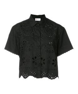 Red Valentino | Рубашка С Фестонами