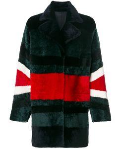 Drome | Пальто С Контрастным Дизайном