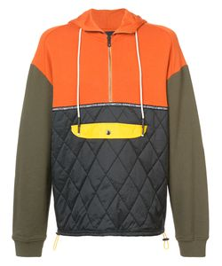 Mostly Heard Rarely Seen | Quilted Hoodie Men