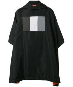 Komakino | Hooded Poncho