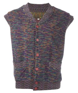 MISSONI VINTAGE | Knit Vest Large