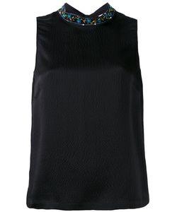 L' Autre Chose | Lautre Chose Embellished Collar Blouse Size 42