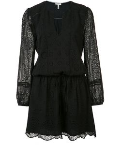 Joie | Lace Trim Dress Size Medium