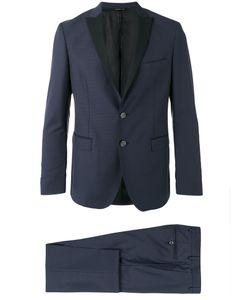 Tonello | Contrast Lapel Suit Size 54