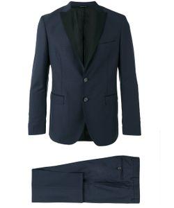 Tonello | Contrast Lapel Suit