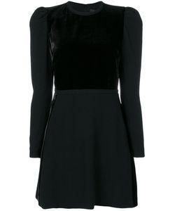 Elie Saab | Приатленное Платье С Длинными Рукавами