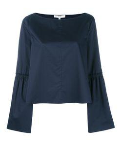 Tibi | Bell Sleeve Top