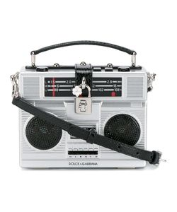 Dolce & Gabbana | Radio Box Bag Metal/Leather