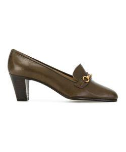 Celine Vintage   Céline Vintage Horsebit Loafers 35