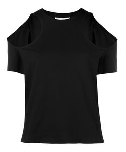 Courreges | Courrèges Cold Shoulder Blouse 2 Cotton