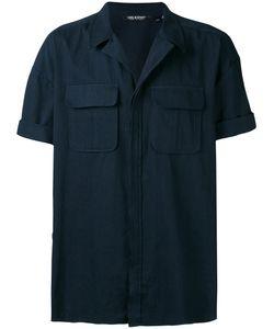 Neil Barrett | Рубашка С Короткими Рукавами И Воротником